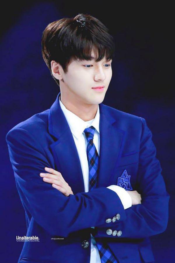 """Profile của Cha Jun Ho - Mỹ nam đang gây sốt của """"Produce X 101"""" 19"""