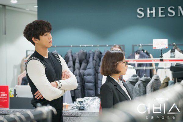 """""""Abyss"""" tung loạt ảnh đẹp cực phẩm của Park Bo Young, Ahn Hyo Seop 16"""