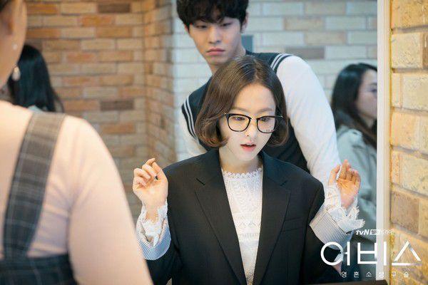 """""""Abyss"""" tung loạt ảnh đẹp cực phẩm của Park Bo Young, Ahn Hyo Seop 17"""