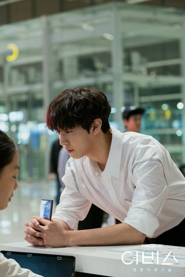 """""""Abyss"""" tung loạt ảnh đẹp cực phẩm của Park Bo Young, Ahn Hyo Seop 5"""