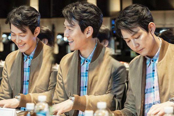 """""""Advisor/Cố Vấn"""" của Lee Jung Jae, Shin Min Ah có buổi đọc kịch bản đầu tiên 3"""