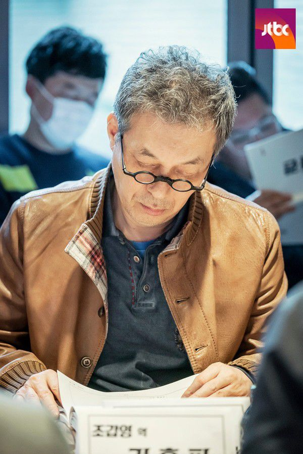 """""""Advisor/Cố Vấn"""" của Lee Jung Jae, Shin Min Ah có buổi đọc kịch bản đầu tiên 8"""