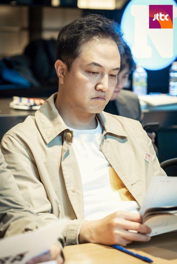 """""""Advisor/Cố Vấn"""" của Lee Jung Jae, Shin Min Ah có buổi đọc kịch bản đầu tiên 9"""