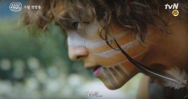 """""""Arthdal Chronicles"""" tung ảnh tạo hình của Song Joong Ki và công bố lịch chiếu 8"""