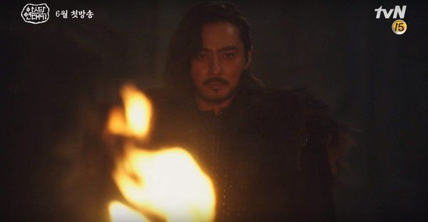 """""""Arthdal Chronicles"""" tung ảnh tạo hình của Song Joong Ki và công bố lịch chiếu 10"""