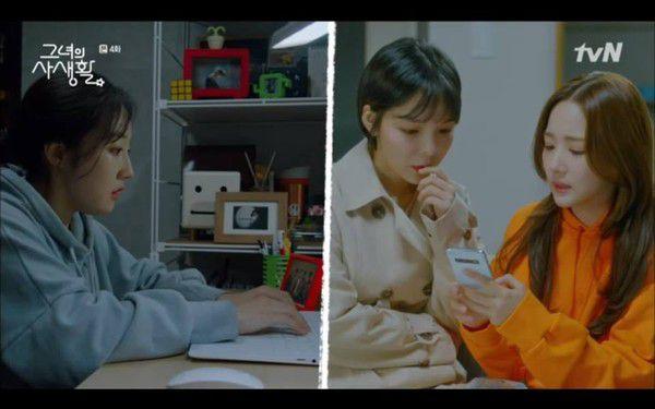 """""""Bí mật nàng Fangirl"""" tập 4: Duk Mi và Ryan công khai """"giả vờ"""" hẹn hò 10"""