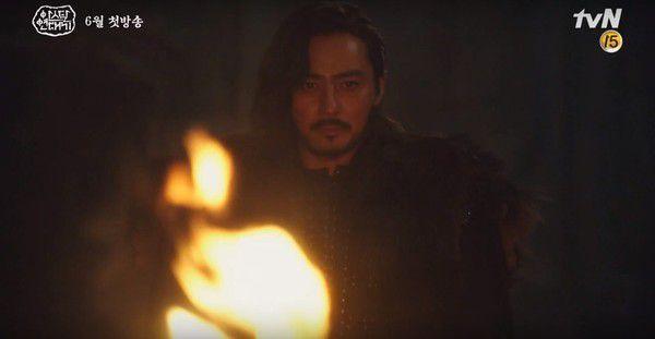 """Bom tấn """"Arthdal Chronicles"""" của Song Joong Ki tung Teaser """"NGHẸT THỞ"""" 7"""