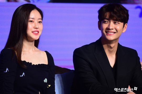 """Họp báo """"My First First Love"""": Chae Yeon, Ji Soo, Kang Tae Oh đẹp thế! 14"""