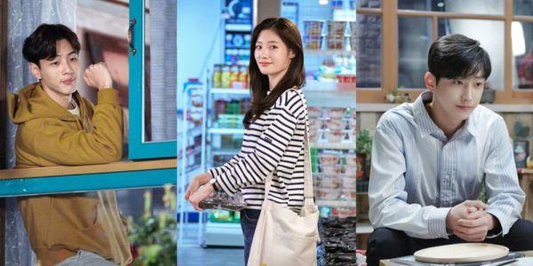 """Họp báo """"My First First Love"""": Chae Yeon, Ji Soo, Kang Tae Oh đẹp thế! 16"""