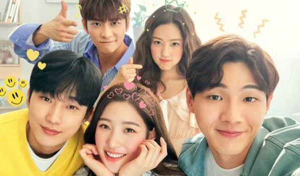 """Họp báo """"My First First Love"""": Chae Yeon, Ji Soo, Kang Tae Oh đẹp thế! 17"""