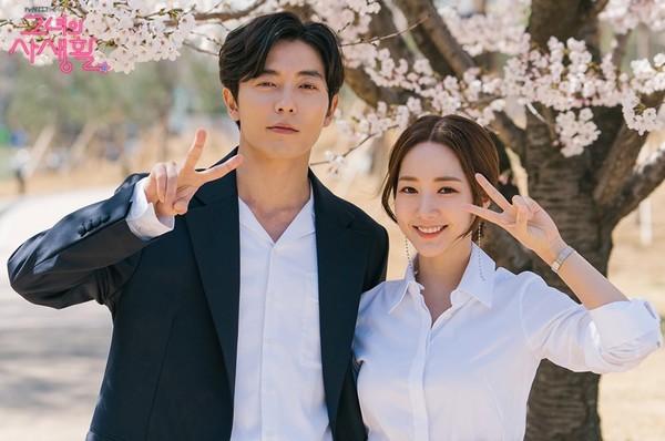 """Lí do nên xem """"Her Private Life"""" của Park Min Young và Kim Jae Wook 1"""