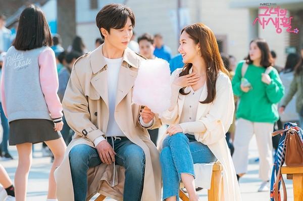"""Lí do nên xem """"Her Private Life"""" của Park Min Young và Kim Jae Wook 2"""