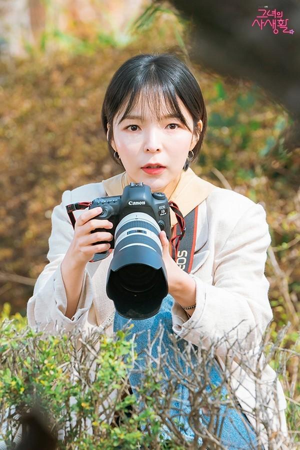 """Lí do nên xem """"Her Private Life"""" của Park Min Young và Kim Jae Wook 4"""