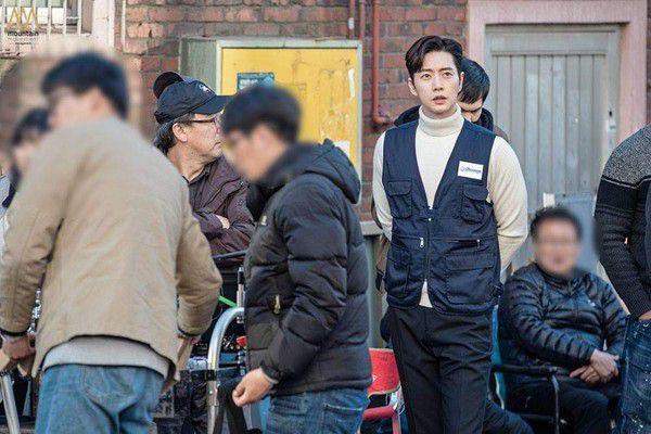 """Phim """"Secret - Bí Mật"""" của Park Hae Jin hé lộ ảnh đẹp đầy mê hoặc 15"""
