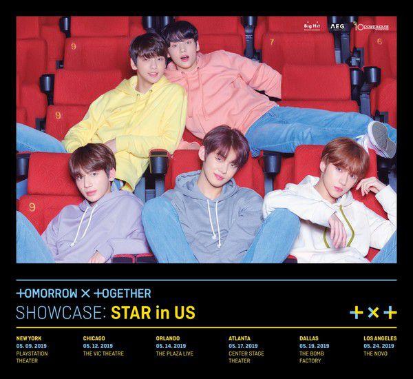 Tên Fandoom chính thức của nhóm TXT (Hàn Quốc) và ý nghĩa đặc biệt 3