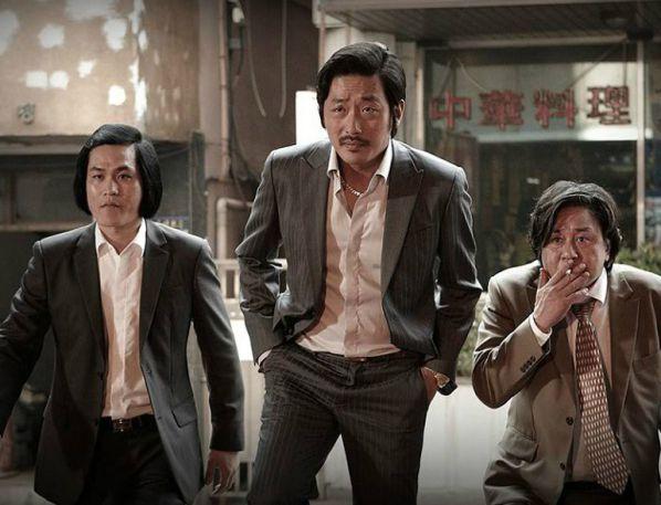 Top phim Hàn Quốc hay đề tài tội phạm và dân anh chị thế giới ngầm 1