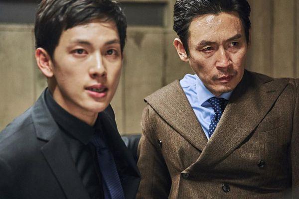Top phim Hàn Quốc hay đề tài tội phạm và dân anh chị thế giới ngầm 4