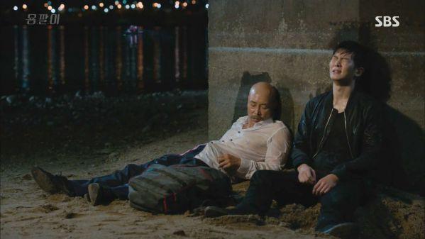 Top phim Hàn Quốc hay đề tài tội phạm và dân anh chị thế giới ngầm 5