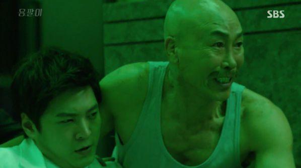 Top phim Hàn Quốc hay đề tài tội phạm và dân anh chị thế giới ngầm 6