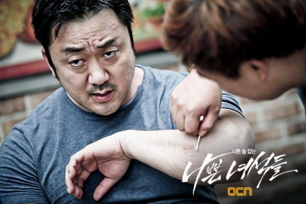 Top phim Hàn Quốc hay đề tài tội phạm và dân anh chị thế giới ngầm 7
