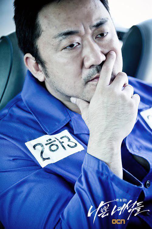Top phim Hàn Quốc hay đề tài tội phạm và dân anh chị thế giới ngầm 8