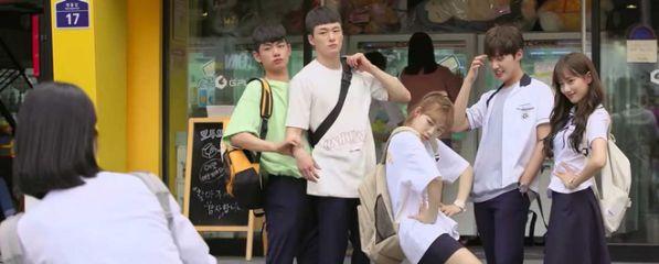 """""""A Teen"""" - Webdrama Hàn đề tài học đường đang hot giữa 2019 12"""