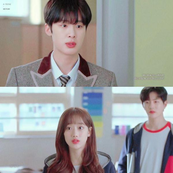 """""""A Teen"""" - Webdrama Hàn đề tài học đường đang hot giữa 2019 13"""