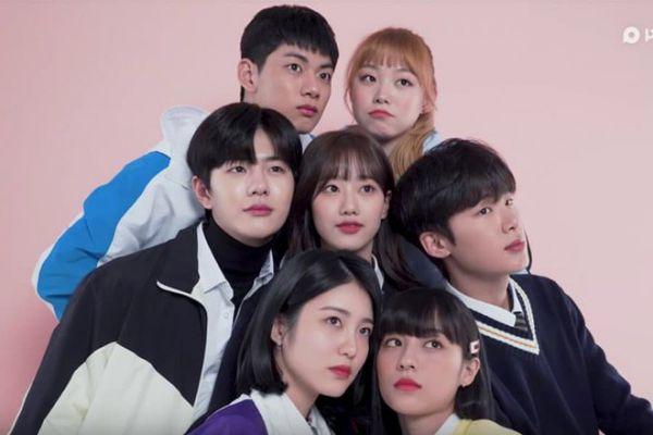 """""""A Teen"""" - Webdrama Hàn đề tài học đường đang hot giữa 2019 4"""