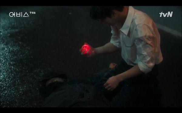 """""""Abyss Viên Đá Bí Ẩn"""" tập 2: Cha Min (Ahn Hyo-Seop) hồi sinh kẻ giết người 19"""