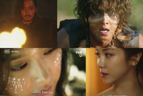 """""""Arthdal Chronicles"""": Phim bom tấn không phải chỉ có Song Joong Ki 1"""