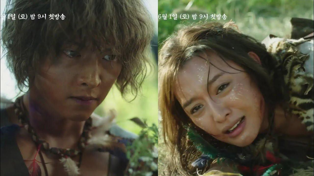 """""""Arthdal Chronicles"""" tung tạo hình nhân vật dũng mãnh của Jang Dong Gun 11"""