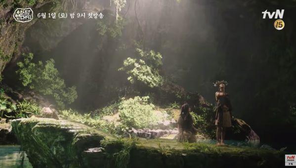 """""""Arthdal Chronicles"""" tung tạo hình nhân vật dũng mãnh của Jang Dong Gun 17"""