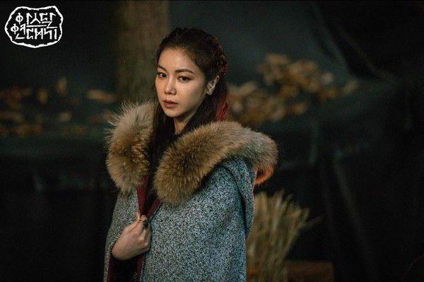 """Bom tấn """"Arthdal Chronicles"""" tung tạo hình nhân vật của Kim Ok Bin 4"""