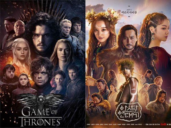 """Bom tấn Hàn Quốc """"Arthdal Chronicles"""" bị tố đạo nhái Game Of Thrones 1"""