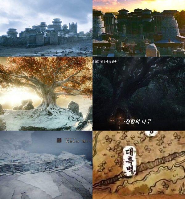 """Bom tấn Hàn Quốc """"Arthdal Chronicles"""" bị tố đạo nhái Game Of Thrones 4"""