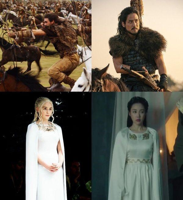 """Bom tấn Hàn Quốc """"Arthdal Chronicles"""" bị tố đạo nhái Game Of Thrones 5"""