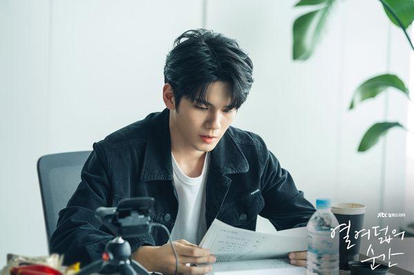 """Buổi đọc kịch bản trong phim """"Moments of 18"""" của Ong Seong Woo 4"""