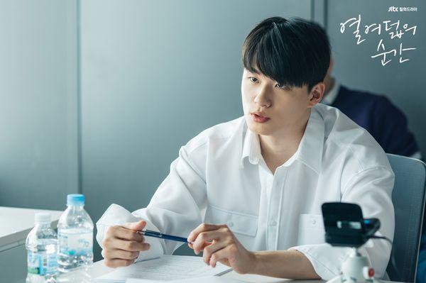 """Buổi đọc kịch bản trong phim """"Moments of 18"""" của Ong Seong Woo 6"""