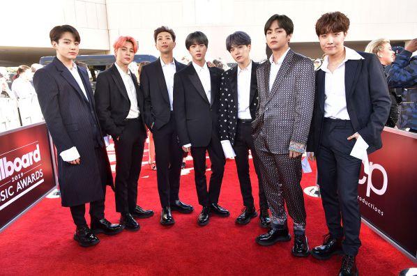 BXH thương hiệu boygroup Hàn tháng 5: BTS top 1, top 2 hơi bất ngờ 1