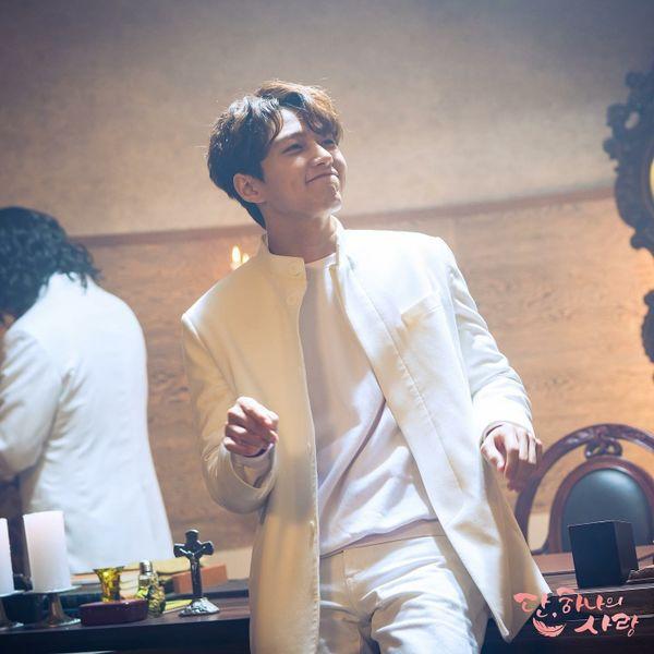 """""""Dan Only Love"""" tung Teaser tập 1, ngất ngây vẻ đẹp của mỹ nam L 19"""