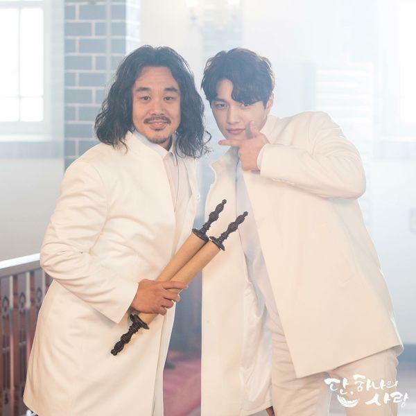"""""""Dan Only Love"""" tung Teaser tập 1, ngất ngây vẻ đẹp của mỹ nam L 21"""