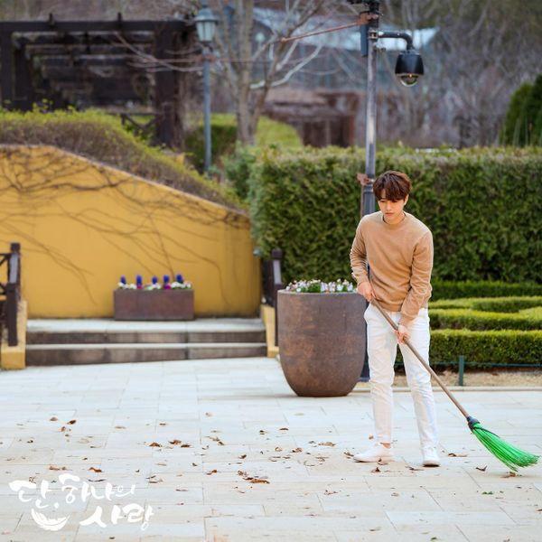 """""""Dan Only Love"""" tung Teaser tập 1, ngất ngây vẻ đẹp của mỹ nam L 24"""