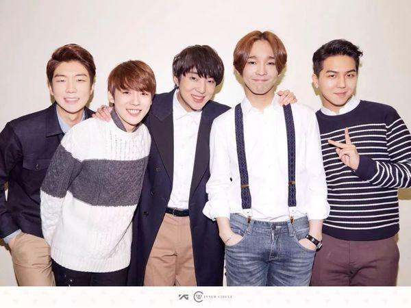 Độ tuổi trung bình của các nhóm nhạc nam Kpop tính đến năm 2019 11