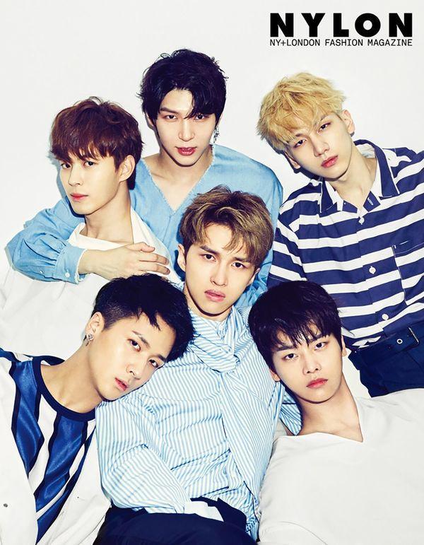 Độ tuổi trung bình của các nhóm nhạc nam Kpop tính đến năm 2019 12