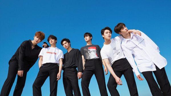 Độ tuổi trung bình của các nhóm nhạc nam Kpop tính đến năm 2019 20