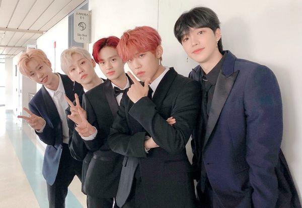 Độ tuổi trung bình của các nhóm nhạc nam Kpop tính đến năm 2019 21
