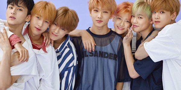Độ tuổi trung bình của các nhóm nhạc nam Kpop tính đến năm 2019 22