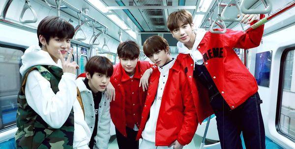 Độ tuổi trung bình của các nhóm nhạc nam Kpop tính đến năm 2019 23