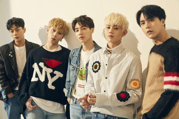 Độ tuổi trung bình của các nhóm nhạc nam Kpop tính đến năm 2019 6