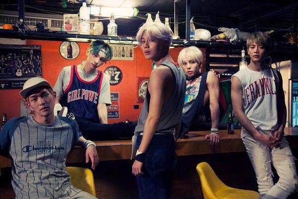Độ tuổi trung bình của các nhóm nhạc nam Kpop tính đến năm 2019 8